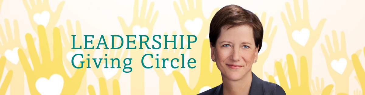 Leadership Giving Circle banner